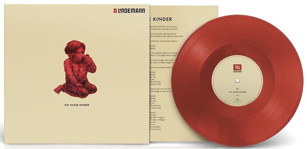 Till Lindemann - Ich Hasse Kinder [Limited Edition] (Spa)
