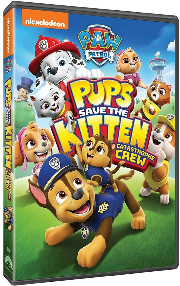 Paw Patrol: Pups Save the Kitten Catastrophe Crew - Paw Patrol: Pups Save The Kitten Catastrophe Crew