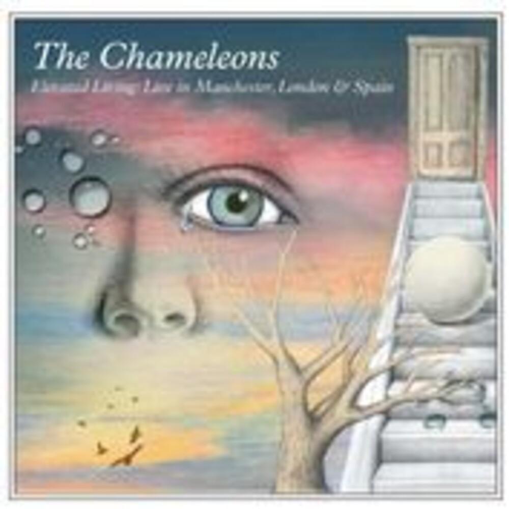 Chameleons - Elevated Living (W/Dvd) (Ntr0) (Uk)