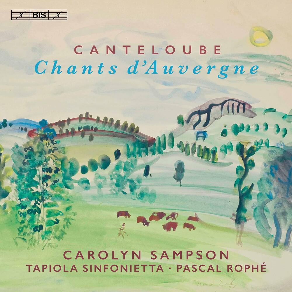 Canteloube / Sampson / Rophe - Chants D'auvergne (Hybr)