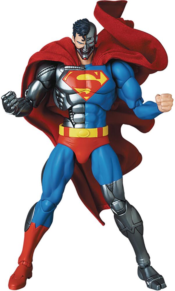 Medicom - Return Of Superman Cyborg Superman Mafex Af (Afig)