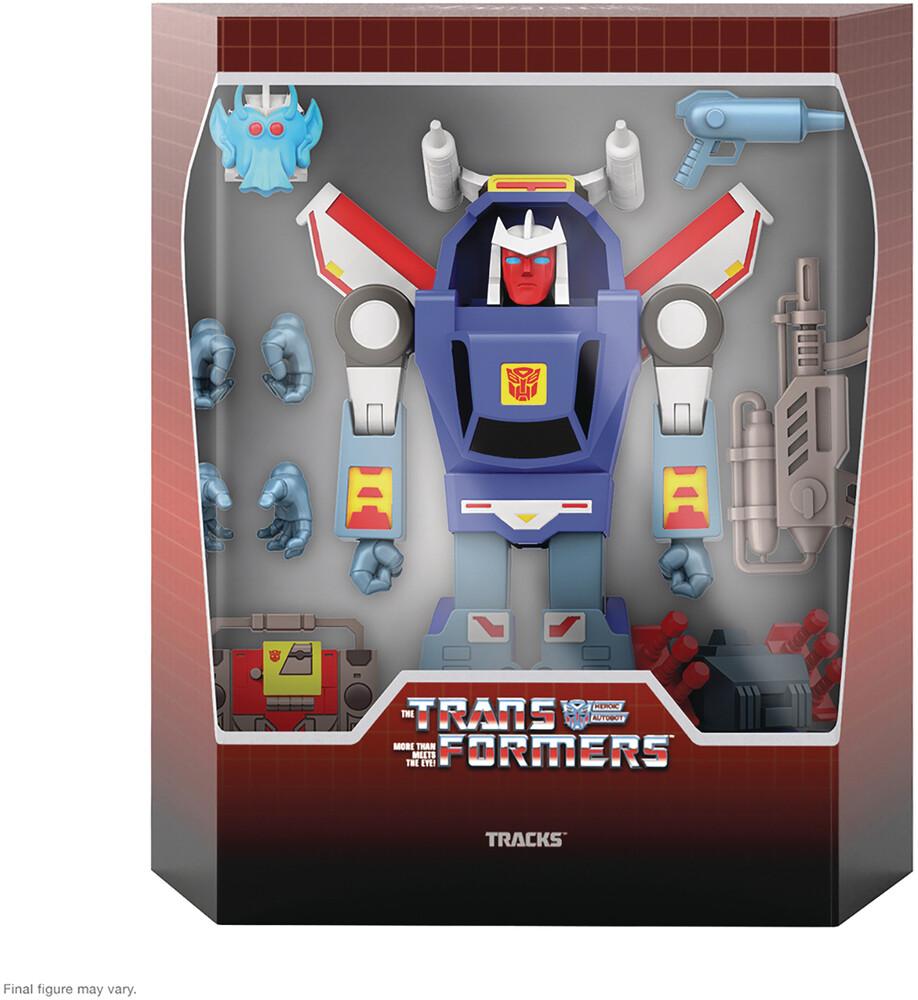 Transformers Ultimates! W2 - Tracks [G1 Cartoon] - Transformers Ultimates! W2 - Tracks [G1 Cartoon]