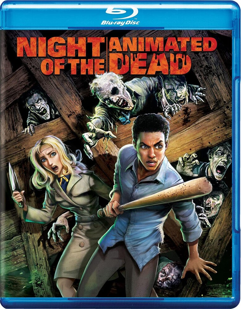 Night of the Animated Dead - Night Of The Animated Dead / (Digc)