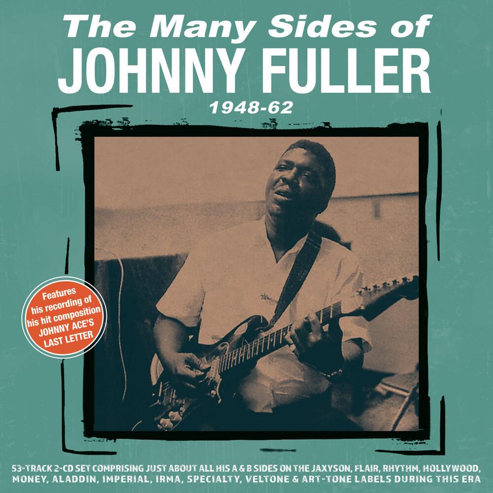 Johnny Fuller - Many Sides Of Johnny Fuller 1948-62