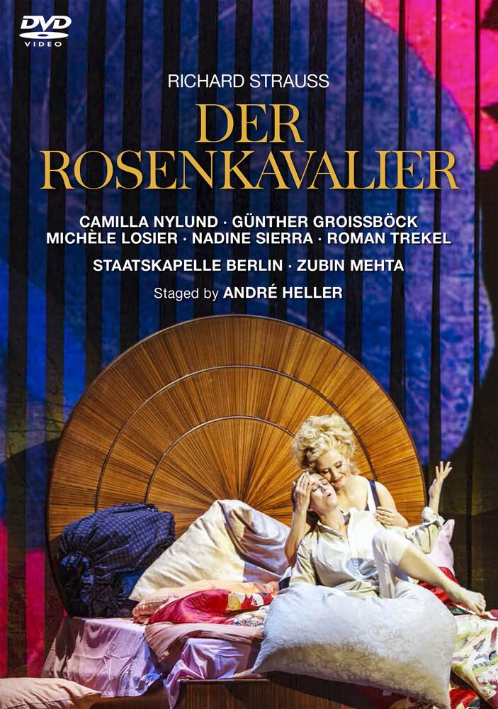 Strauss, Richard - Der Rosenkavalier (2pc)