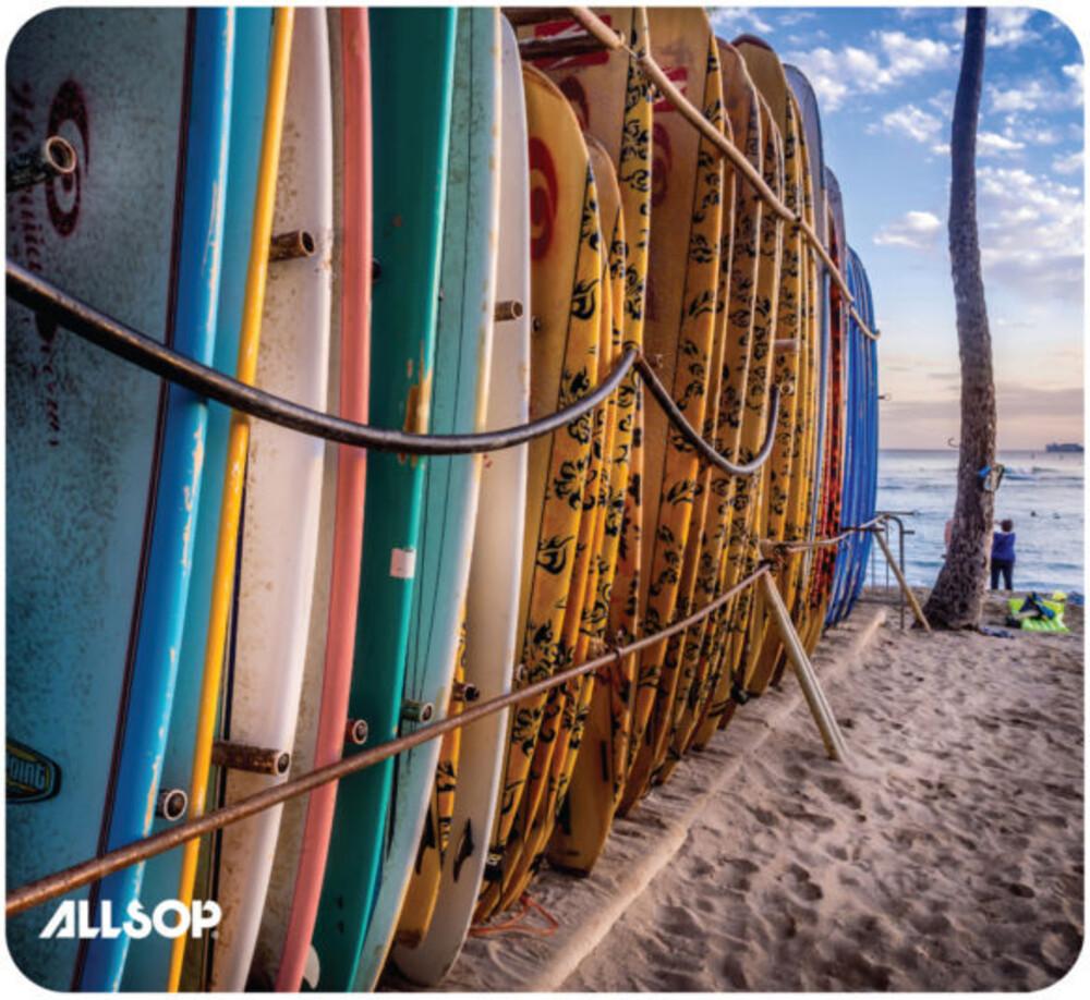 Allsop 32413 Naturesmart Surfboards Mousepad - Allsop 32413 Naturesmart Surfboards Mousepad