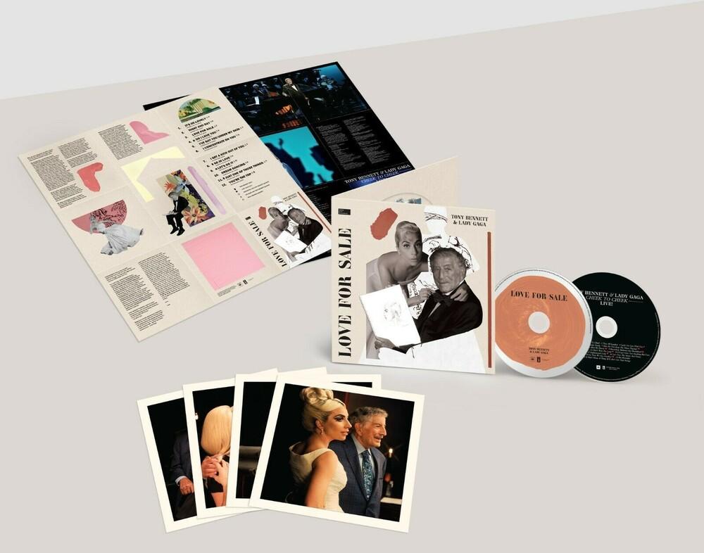 Tony Bennett & Lady Gaga - Love For Sale (Uk)