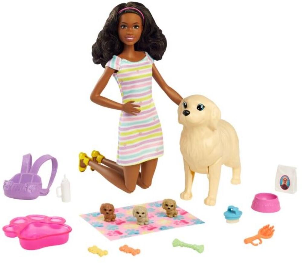 Barbie - Barbie Family Feature Pet 2 (Papd)