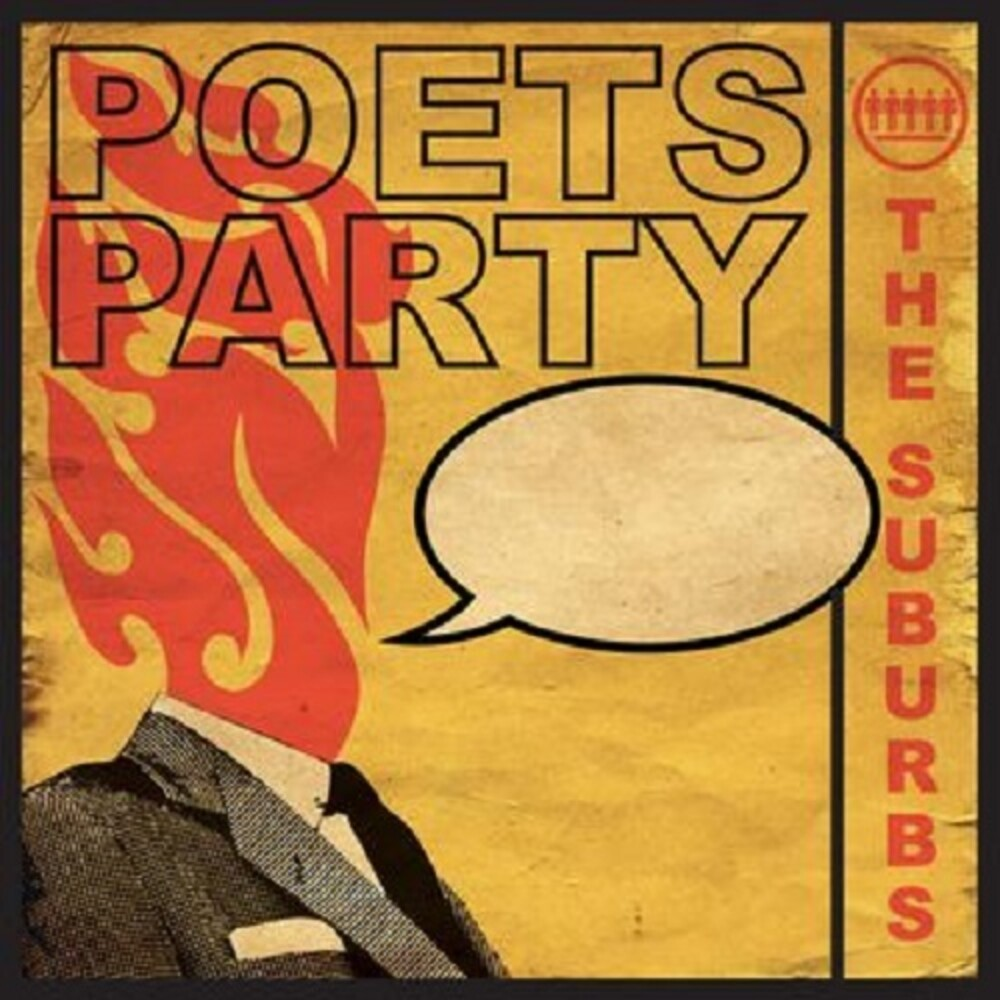 Suburbs - Poets Party