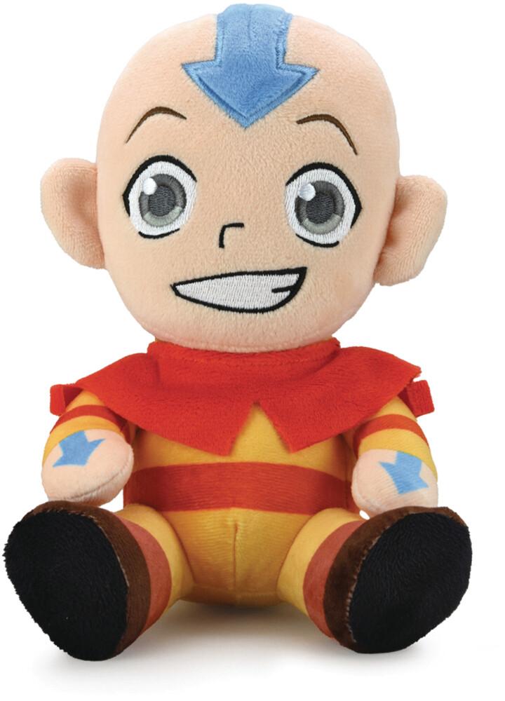 - Phunny Avatar The Last Airbender Aang Plush (Plus)