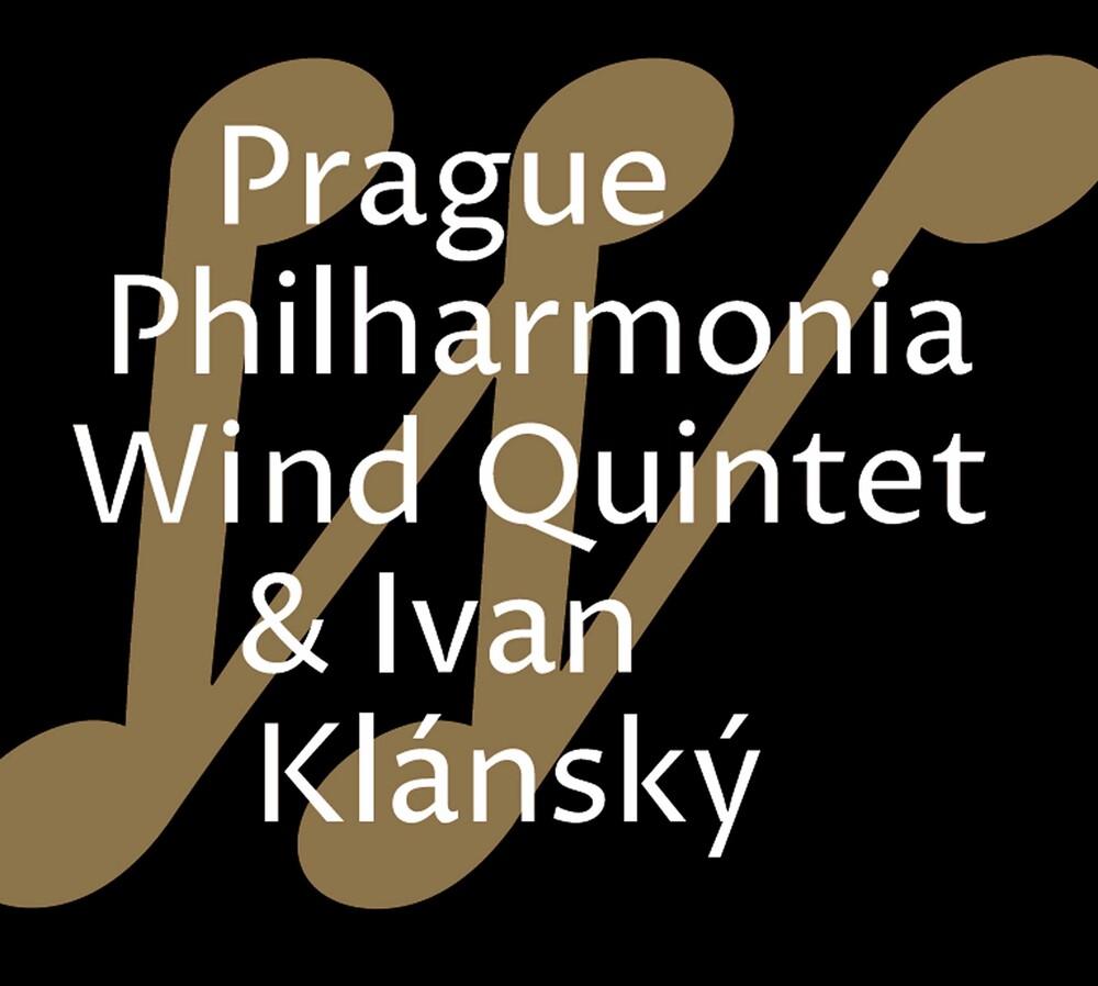 Martinu / Prague Philharmonia Wind Quintet - Works For Wind Quintet