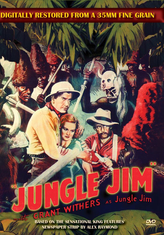 Jungle Jim - Jungle Jim (2pc)