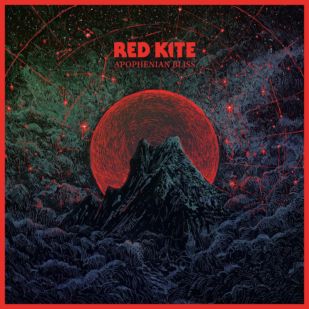 Red Kite - Apophenian Bliss [Digipak]