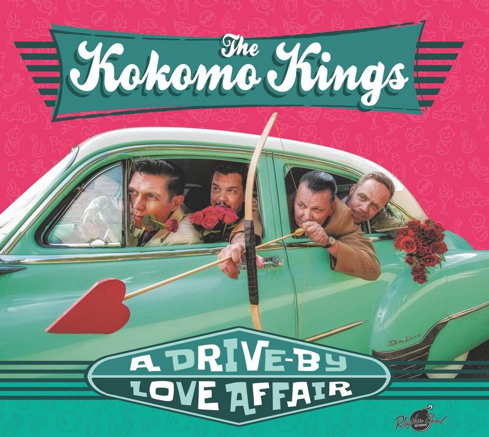 Kokomo Kings - Drive-by Love Affair
