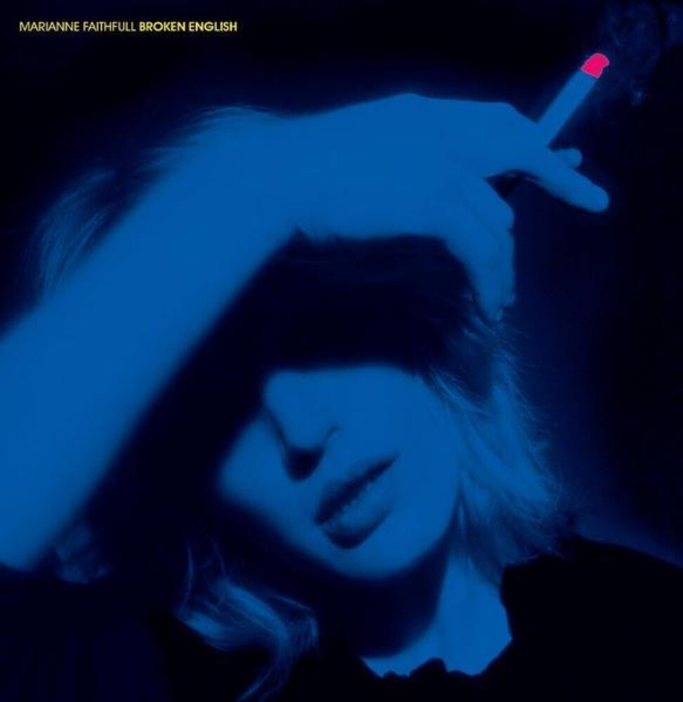 Marianne Faithfull - Broken English [Limited Colored Vinyl]