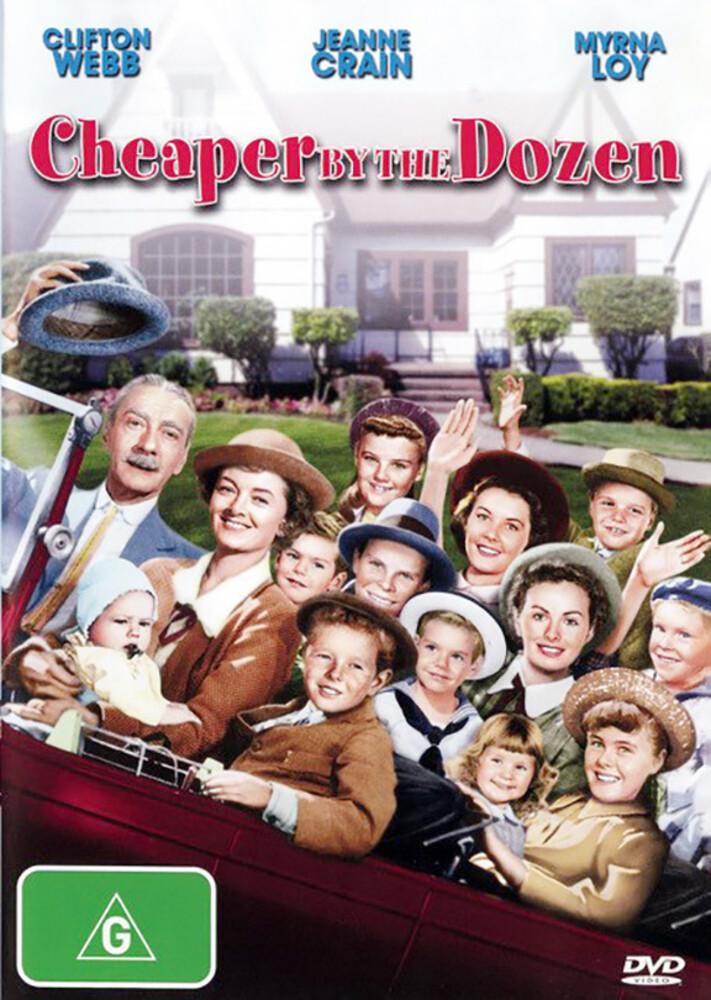 - Cheaper By The Dozen [NTSC/0]