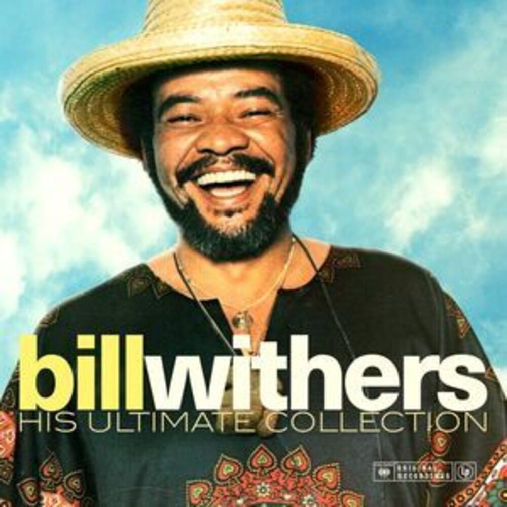 Bill Withers - His Ultimate Collection [Limited Blue Colored Vinyl]