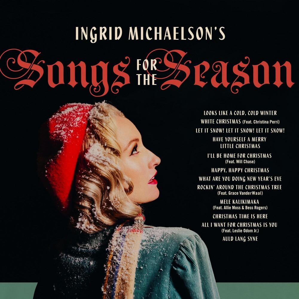 Ingrid Michaelson - Ingrid Michaelson's Songs For The Season [LP]