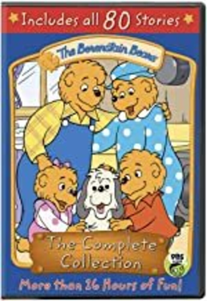Berenstain Bears: Complete Collection - Berenstain Bears: Complete Collection (5pc)
