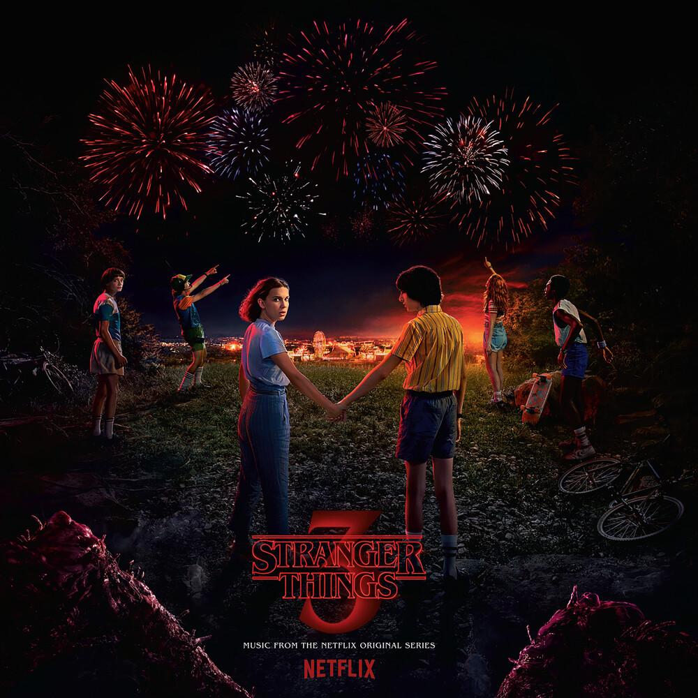 Stranger Things [TV Series] - Stranger Things: Soundtrack from the Netflix Original Series, Season 3