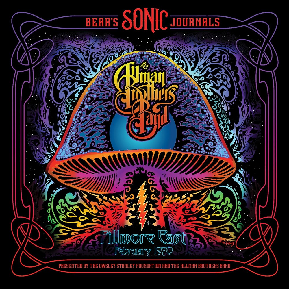 The Allman Brothers Band - Bear's Sonic Journals: Fillmore East, February 1970 [LP]