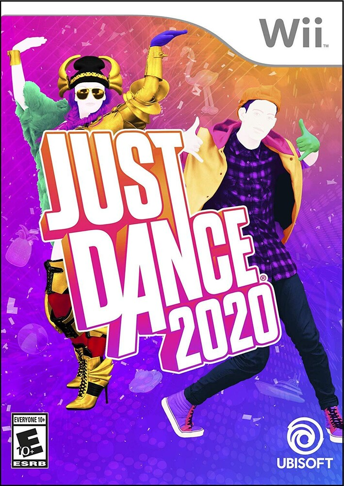 - Just Dance 2020 for Nintendo Wii