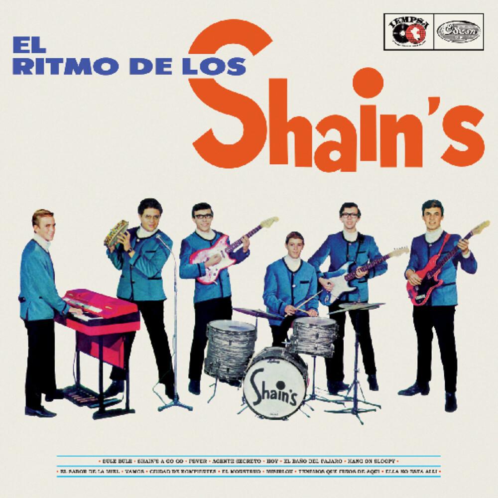 Shains - El Ritmo De Los Shain's