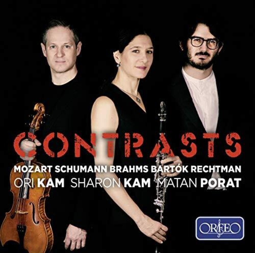 Sharon Kam - Contrasts / Various