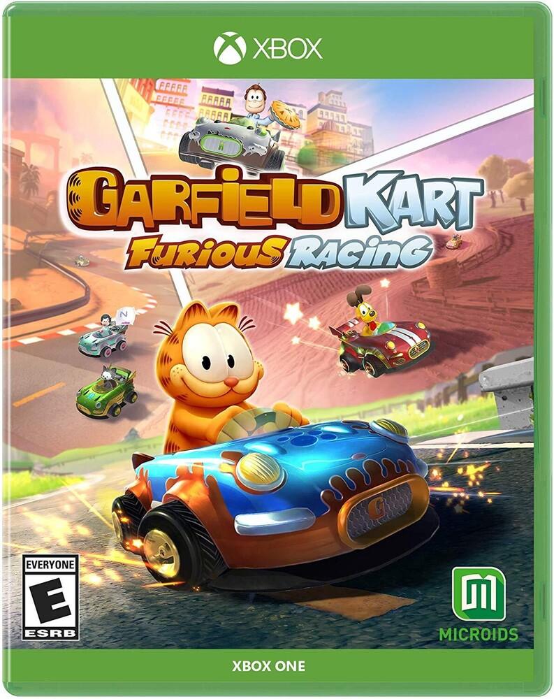 Xb1 Garfield Kart: Furious Racing - Garfield Kart: Furious Racing