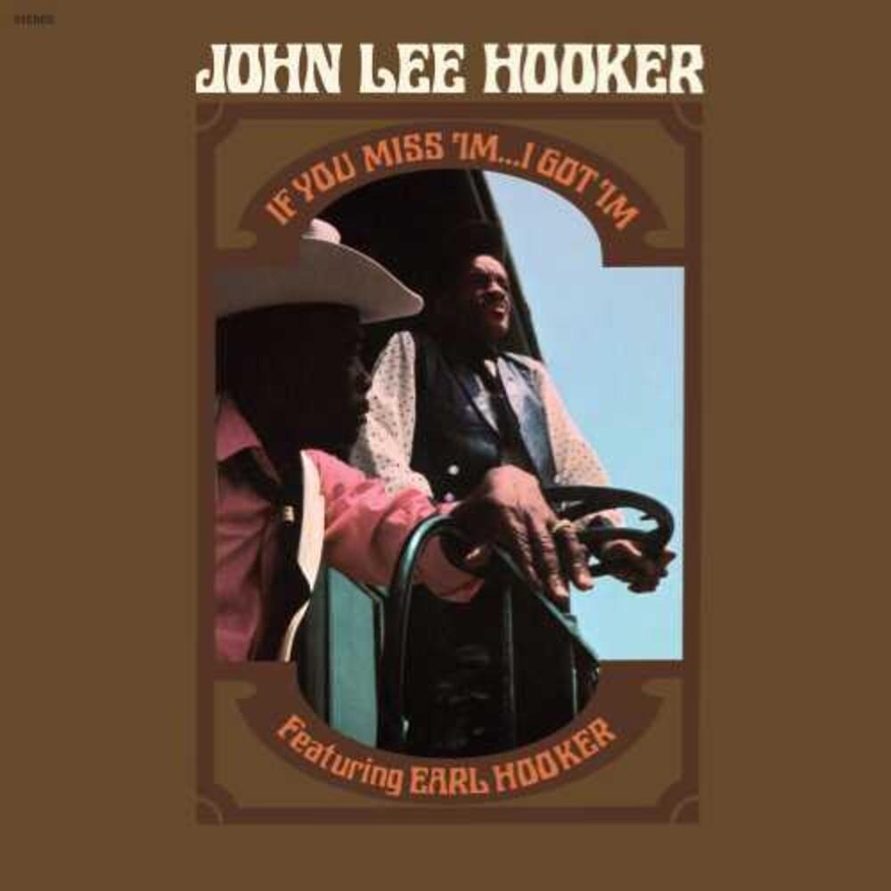 John Lee Hooker - If You Miss Im I Got Im [LP]