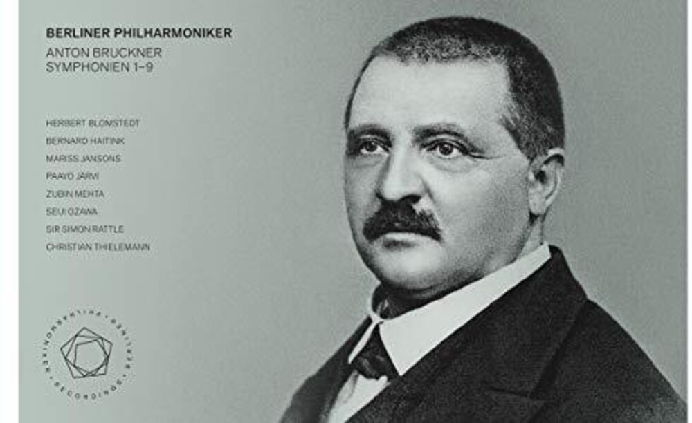 Bruckner / Berliner Philharmoniker / Haitin - Symphonien 1-9 (Box)