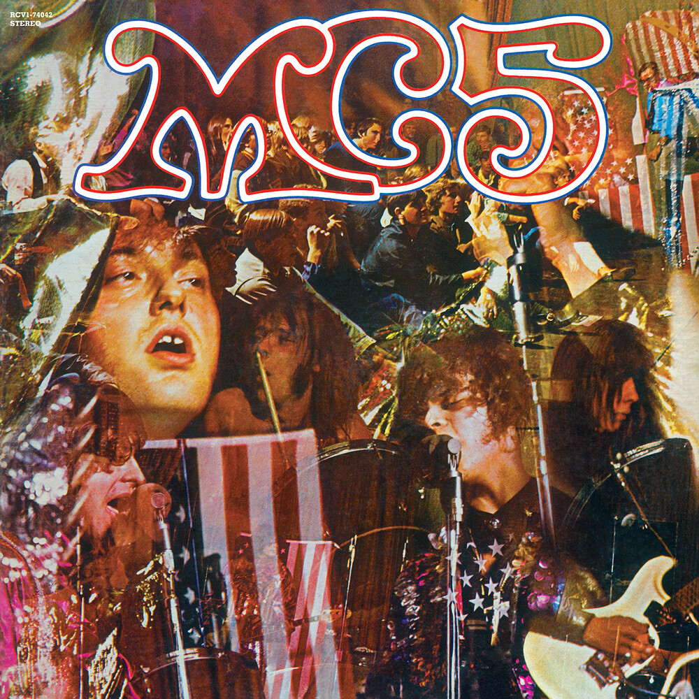 Mc5 - Kick Out The Jams [SYEOR 2020 LP]