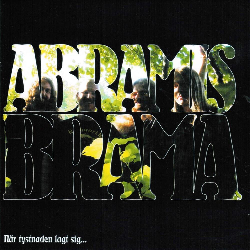 Abramis Brama - Ndr Tystnaden Lagt Sig + Slipmat