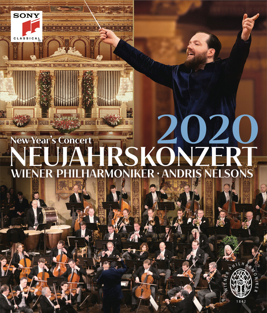 Andris Nelsons - New Year's Concert 2020