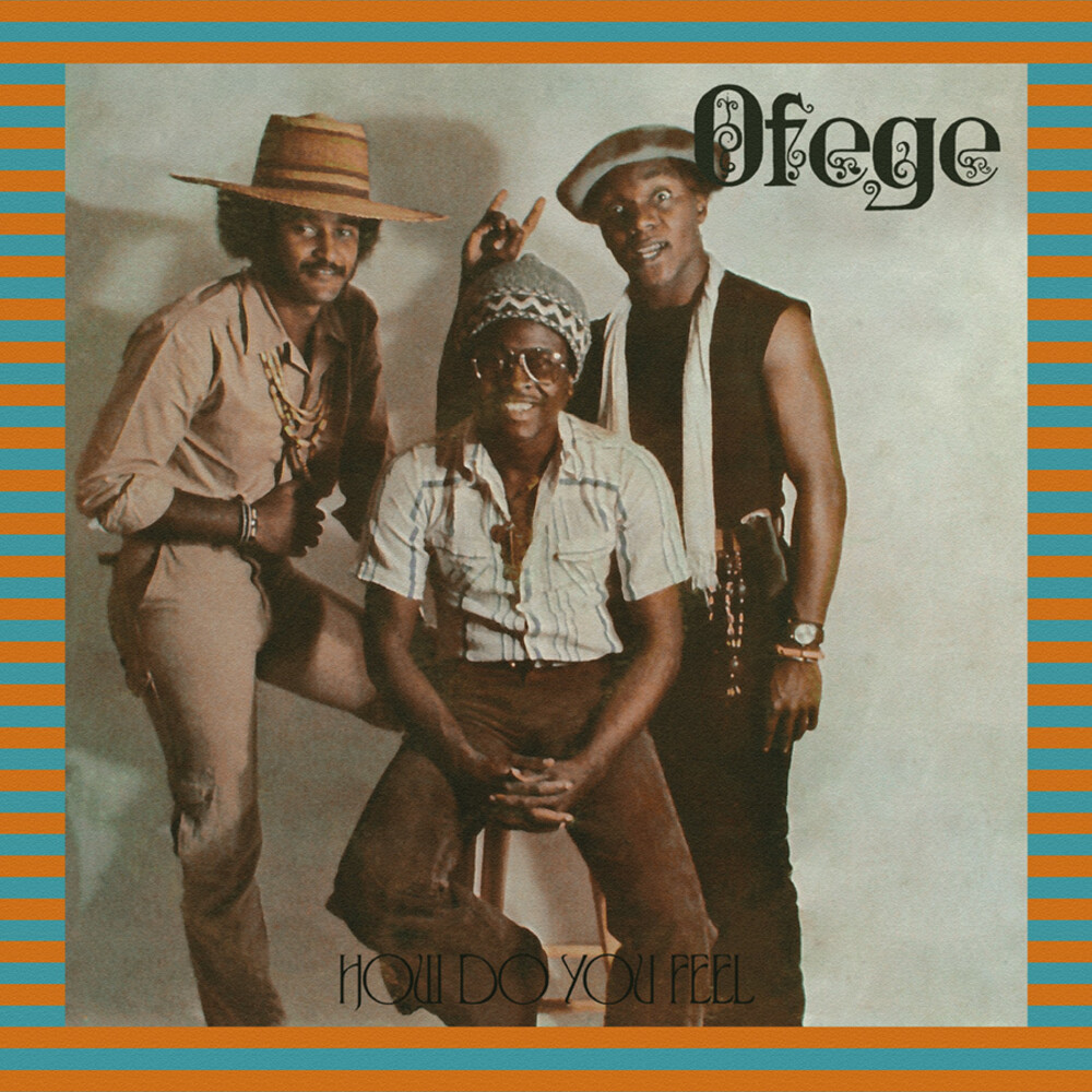 Ofege - How Do You Feel [Limited Edition] (Wht) [Reissue]