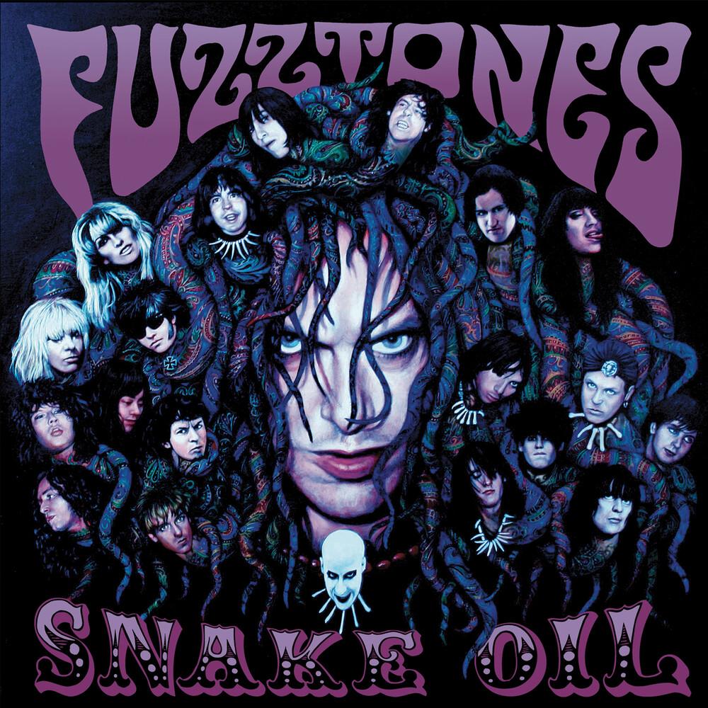 Fuzztones - Snake Oil