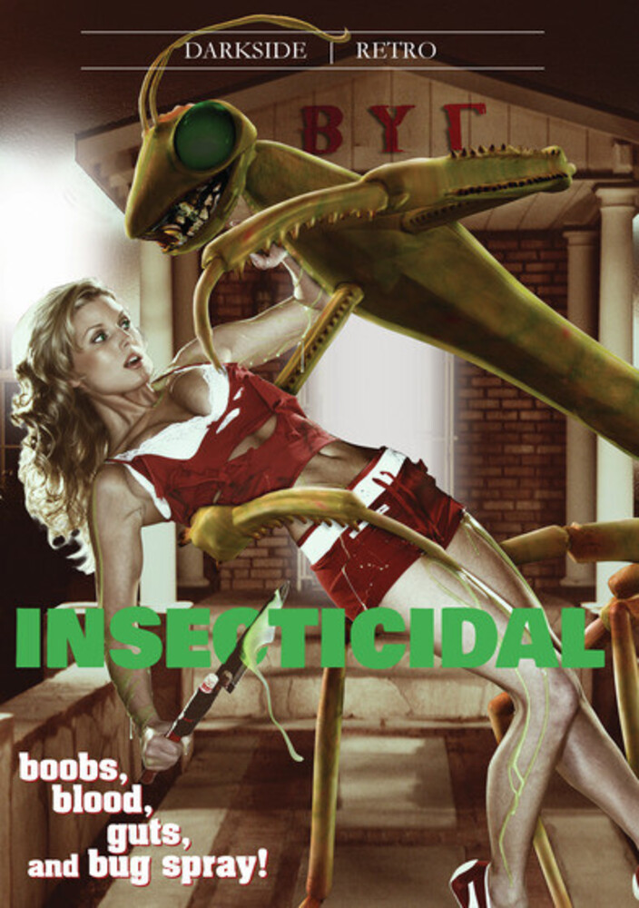 - Insecticidal