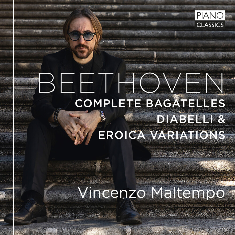 Vincenzo Maltempo - Complete Bagatelles (2pk)
