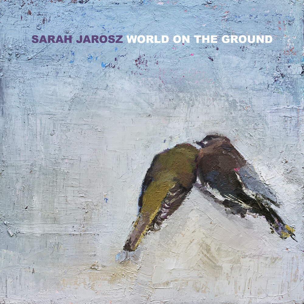 Sarah Jarosz - World On The Ground [LP]