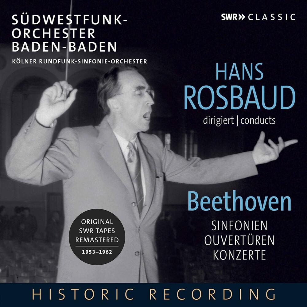 Beethoven / Rosbaud / Anda - Rosbaud Conducts Beethoven