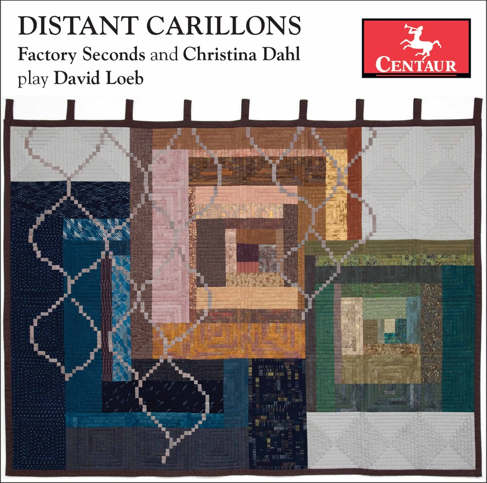 Loeb / Factory Seconds Brass Trio / Dahl - Distant Carillons