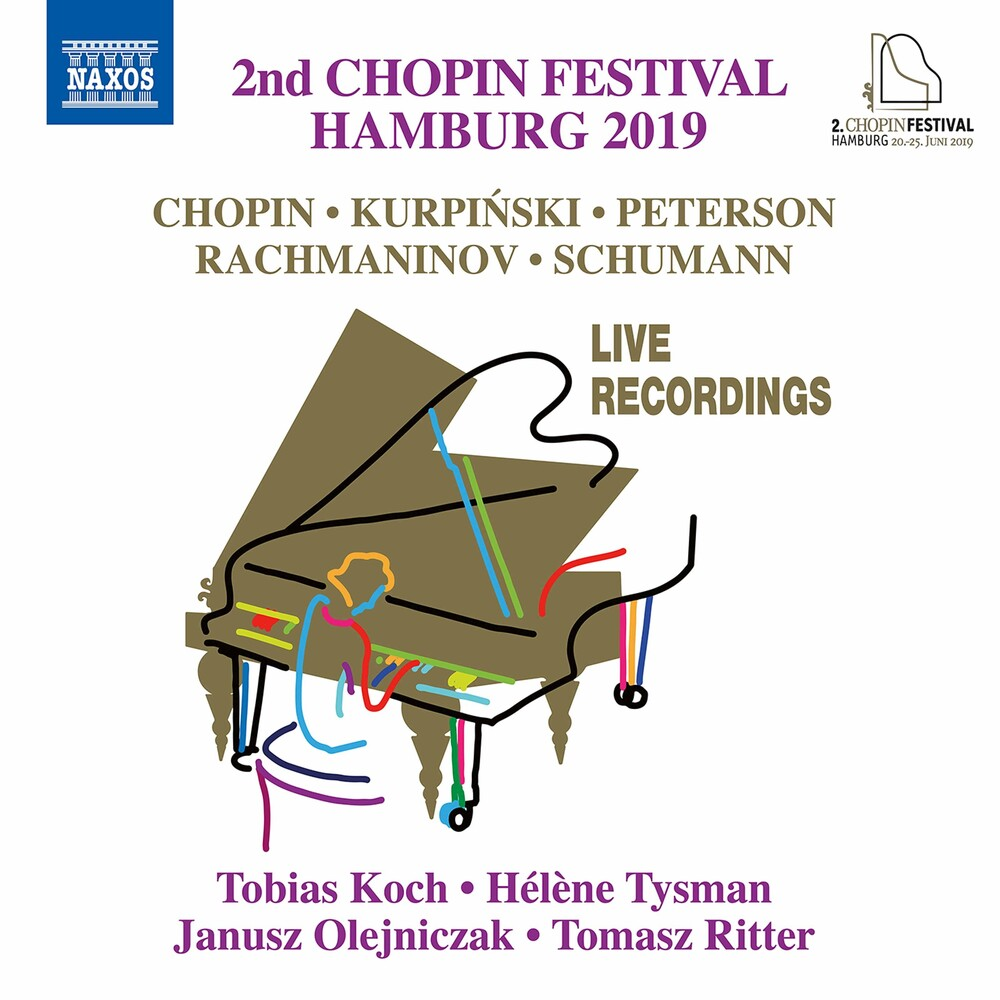 2nd Chopin Festival Hamburg / Various - 2nd Chopin Festival Hamburg