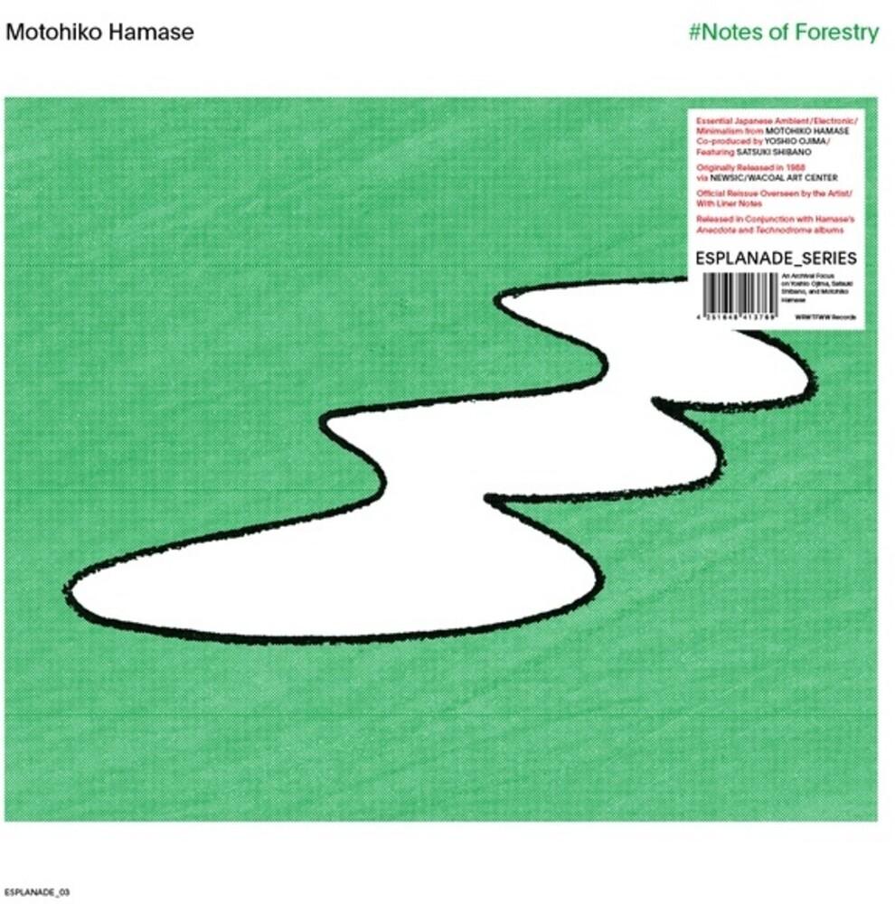 Motohiko Hamase - Notes Of Forestry