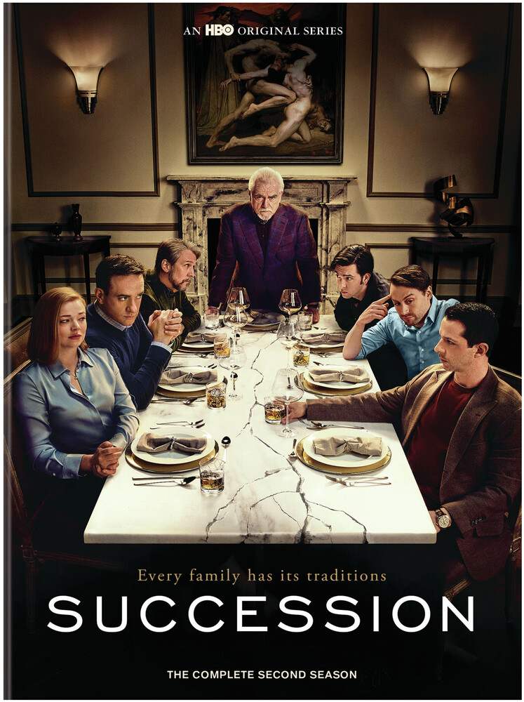 - Succession: Second Season (3pc) / (3pk)