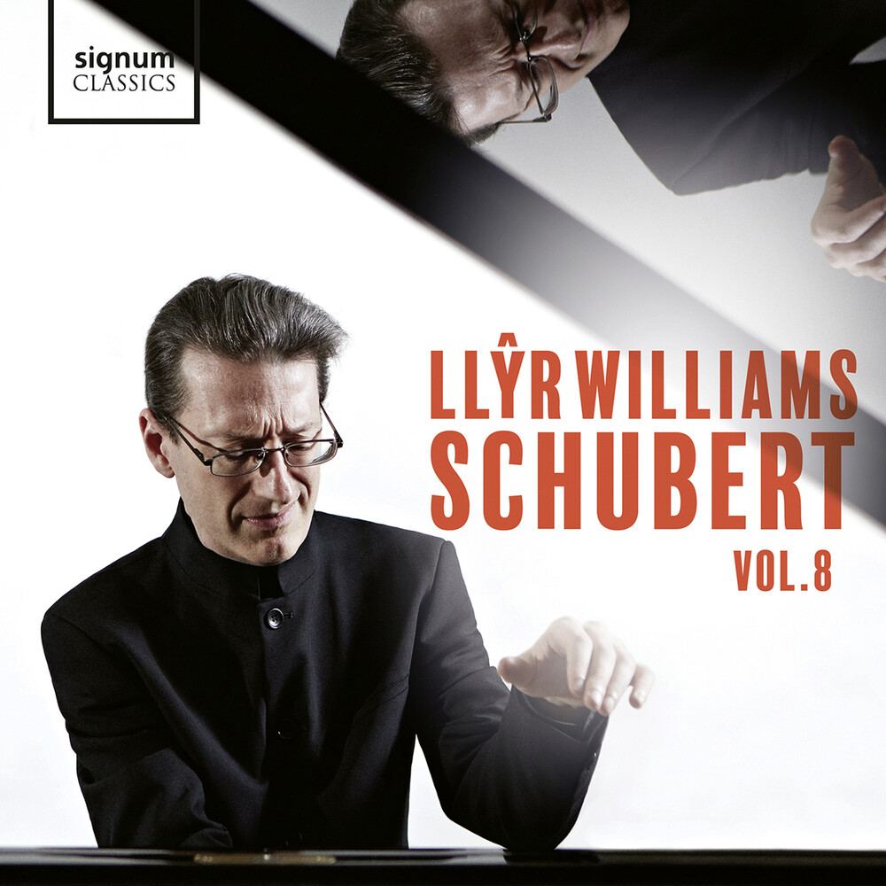 Ll?r Williams - Schubert 8