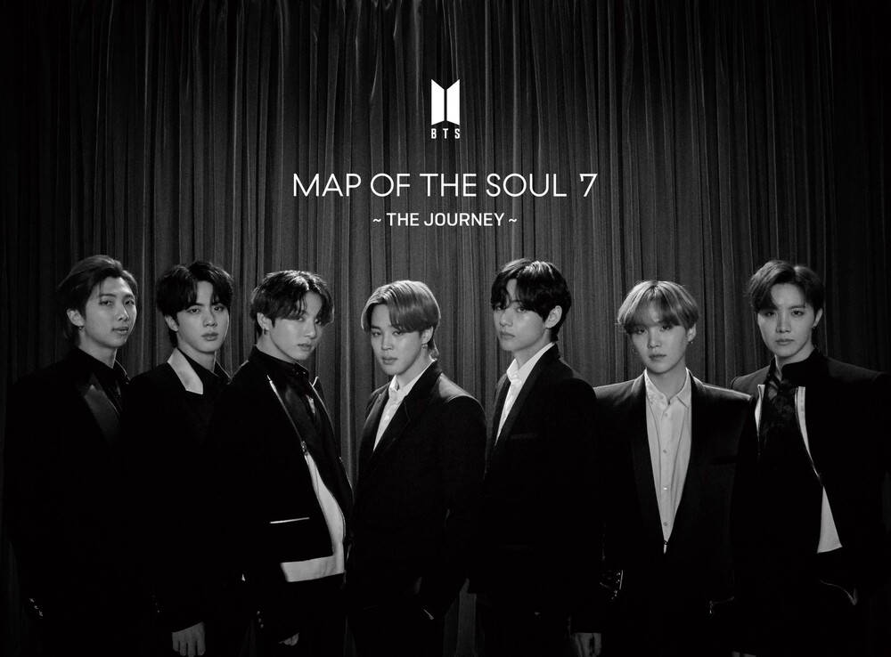 BTS - MAP OF THE SOUL: 7 – THE JOURNEY [Limited Edition CD/Book] [Ver. C]