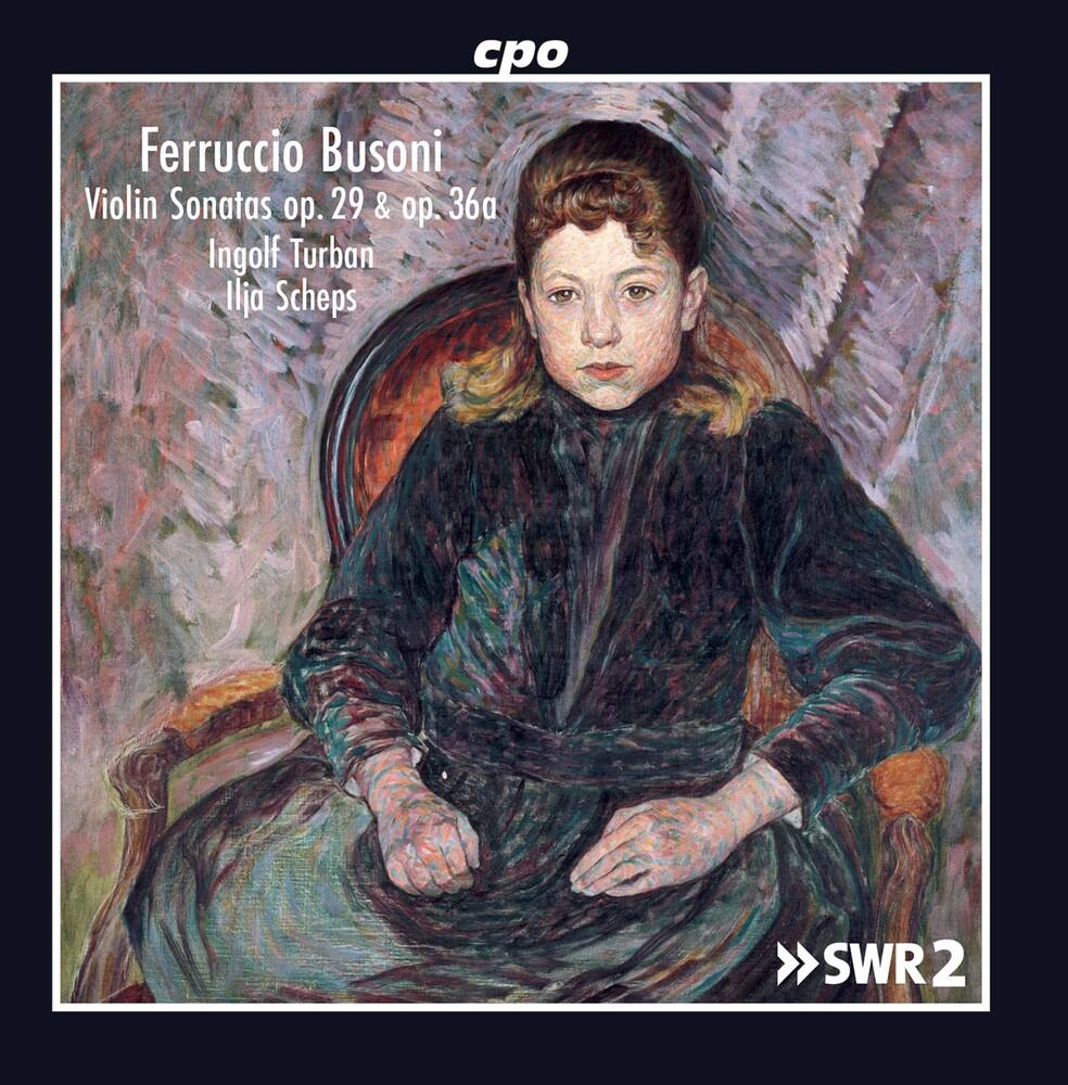 Ingolf Turban - Violin Sonatas 29 & 36