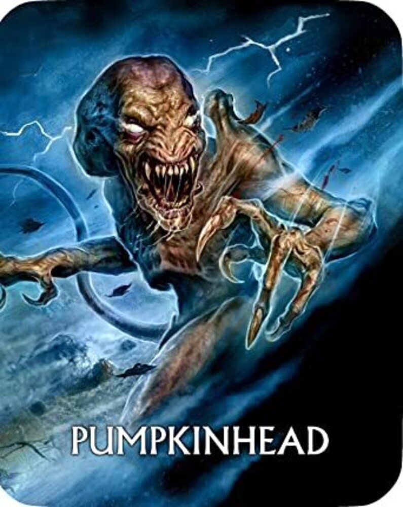 - Pumpkinhead / (Ltd Stbk)