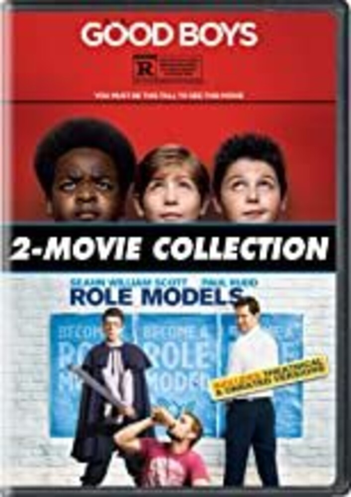 Good Boys / Role Models - Good Boys / Role Models (2pc) / (2pk)