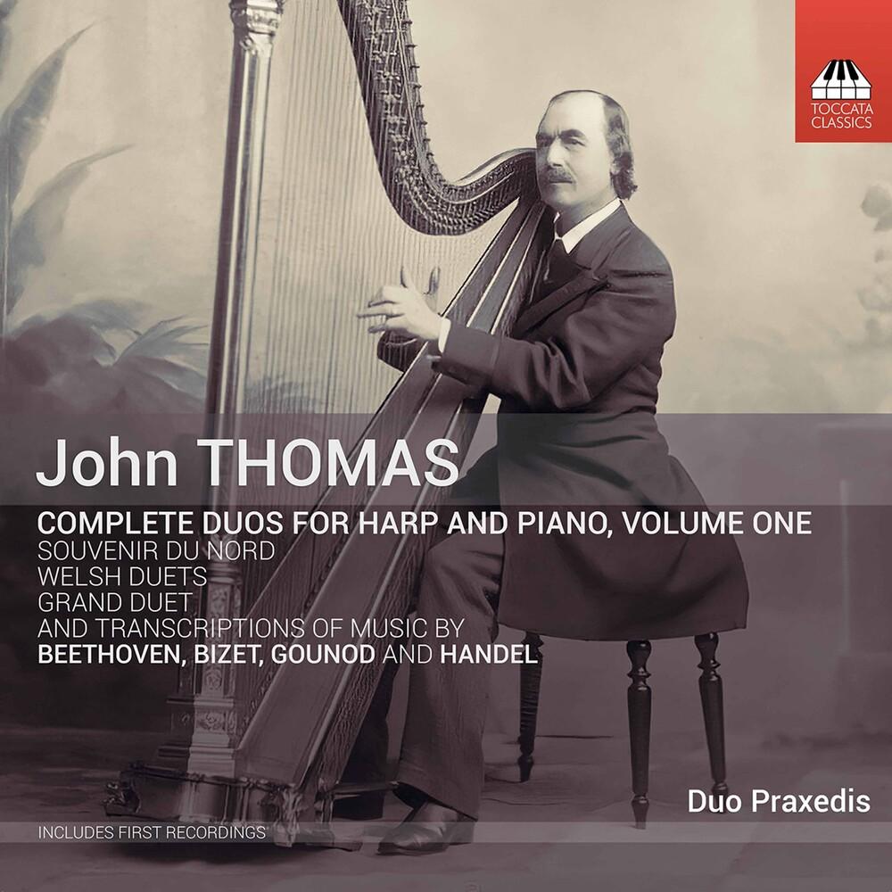 Duo Praxedis - Complete Duos Harp & Piano 1